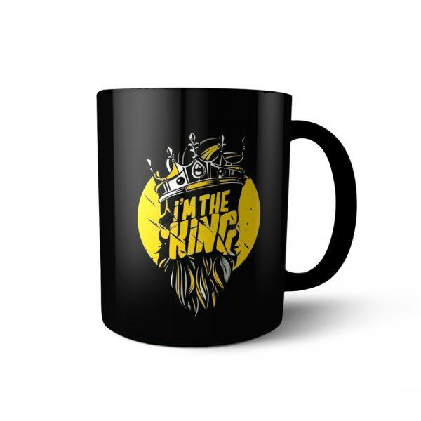 i'm the kii=ng mug