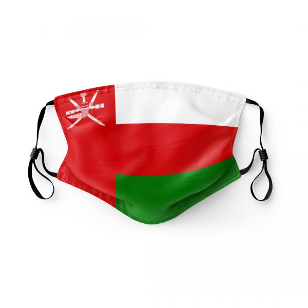 oman flag mask